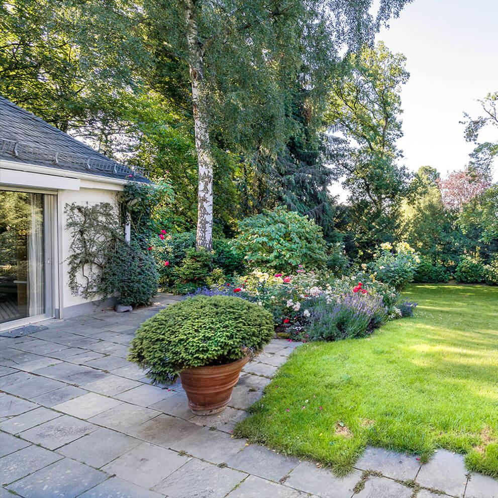 Luxus Vorstandsvilla Königstein i. Ts. vermittelt durch Makler Eberhard Horn Real Estate