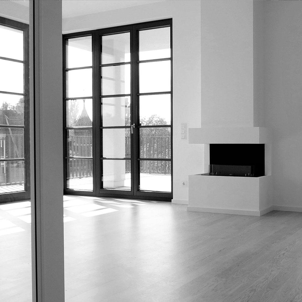 Luxus Penthouse vermietet durch Eberhard Horn Real Estate