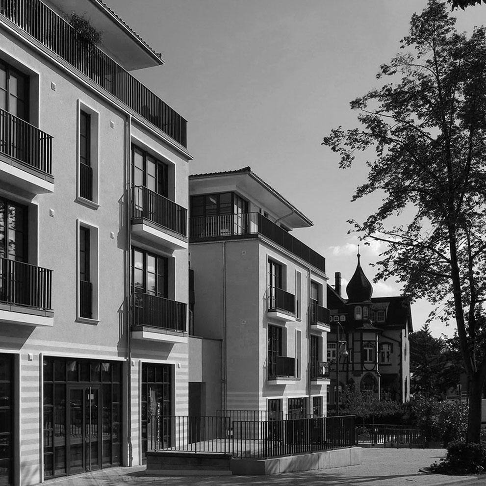 Mietwohnungen in Bad Homburg v. d. H. vermietet durch Eberhard Horn Real Estate